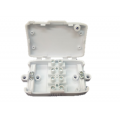 Choc Box, 4 Pole Connector Junction Box White