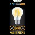 8w LED Filament GLS - ES