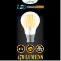 4w LED Filament GLS - BC
