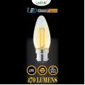 4w LED Filament Candle - BC