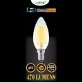 4w LED Filament Candle - SES