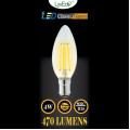 4w LED Filament Candle - SBC