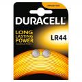 2pk Duracell Battery - LR44