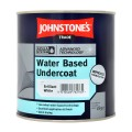 1L Johnstone's Water Based Undercoat - White