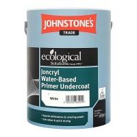 5L Johnstone's Water Based Primer Undercoat (Joncryl) - White
