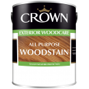 5L Crown All Purpose Woodstain (Mahogany)