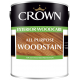 5L Crown All Purpose Woodstain (Dark Walnut)