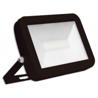 30w LED Slim Floodlight, IP65 - Black