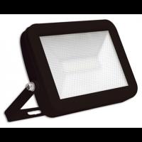 10w LED Slim Floodlight, IP65 - Black