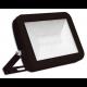 50w LED Slim Floodlight, IP65, Black