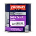 1L Johnstone's Water Based Satin - White