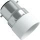 Lamp Socket Converter BC to SES (B22-E14)