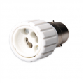 Lamp Socket Converter BC to GU10 (B22-GU10)