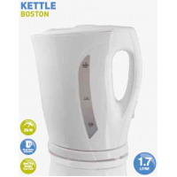 Boston Kettle 1.7L, White