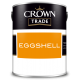 2.5L Crown Trade Eggshell (Magnolia)