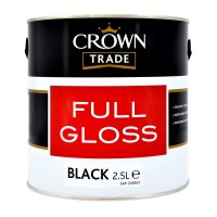 2.5L Crown Trade Full Gloss (Black)