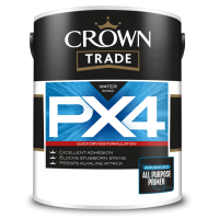 1L Crown Trade PX4 All Purpose Primer (Water Based)