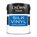 2.5L Crown Trade Silk Emulsion (All Colours)