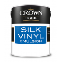2.5L Crown Trade Silk Emulsion (Whisper of Powder Blue)