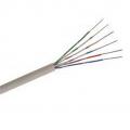 100m Drum 2 Pair Telephone Cable