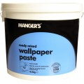Mangers Ready Mixed Paste Wallpaper Adhesive - 4.5kg