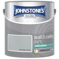 Johnstone's Softsheen - Manhattan Grey (2.5L)