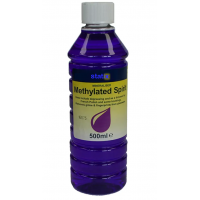 500ml Methylated Spirits