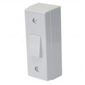 1 Gang 2 Way Architrave Light Switch & Box