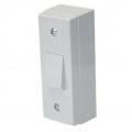 1 Gang 2 Way Architrave Light Switch & Box