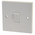 1 Gang 2 Way Light Switch