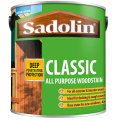 1L Sadolin Classic Woodstain (African Walnut)