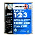 Zinsser Bulls Eye 123 Primer Sealer (1L)