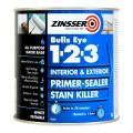 Zinsser Bulls Eye 123 Primer Sealer (1L)