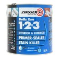 Zinsser Bulls Eye 123 Primer Sealer (2.5L)