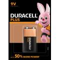 Duracell Battery - 9V / PP3