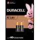 2pk Duracell Batteries - N / LR1