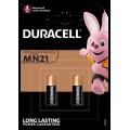2pk Duracell Batteries - MN21