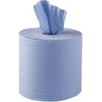 Blue Roll Centrefeed Paper