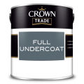 1L Crown Trade Full Undercoat (Charcoal Grey)