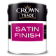 2.5L Crown Trade Satin (All Colours)