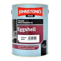 5L Johnstone's Professional Eggshell - White