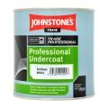 1L Johnstone's Professional Undercoat - White