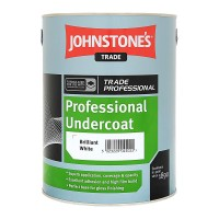 5L Johnstone's Professional Undercoat - White