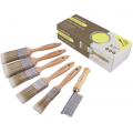 6 Piece Hamilton Prestige Brush Kit - Synthetic
