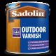 2.5L Sadolin Outdoor Varnish (Clear Matt)