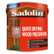 Sadolin Quick Drying Wood Preserver Clear (2.5L)