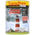 5L Sandtex Trade X-Treme X-Posure Smooth Masonry (Brilliant White)
