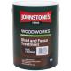Johnstone's Shed & Fence Treatment - Dark Chestnut (5L)